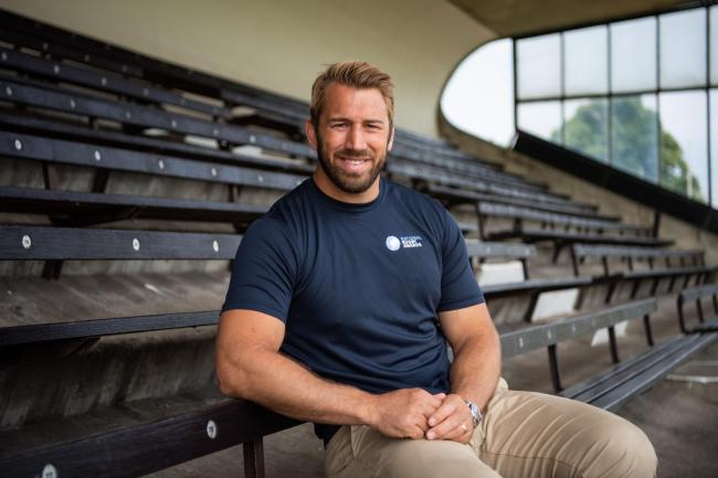 Robshaw admits he has been impressed by fellow back-row Tom Curry