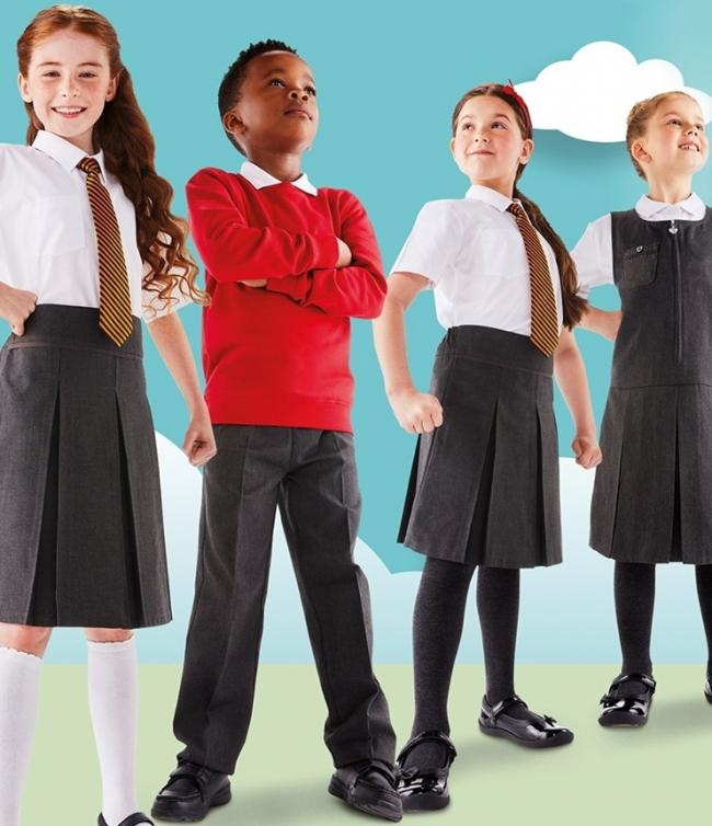 Parents can kit out their kids with school uniform for £4.50 at Aldi