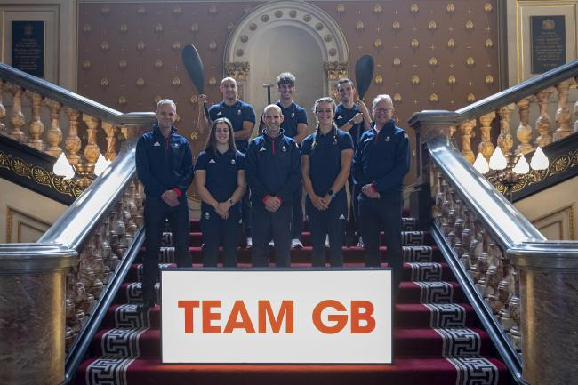 Members of the British Olympic canoeing team were announced in London but Rio 2016 gold medallist Joe Clarke will not travel to Tokyo (Team GB)