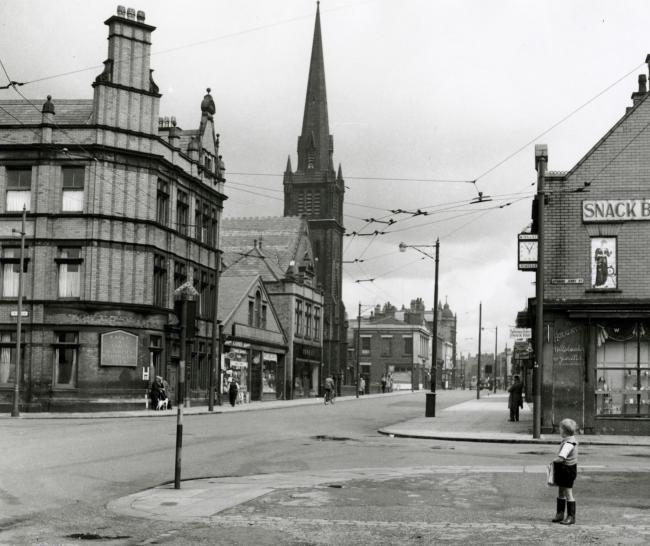 DOWN MEMORY LANE: King Street in Leigh in 1950                                                           Picture: Wigan and Leigh Archives and Local Studies, Wigan Council