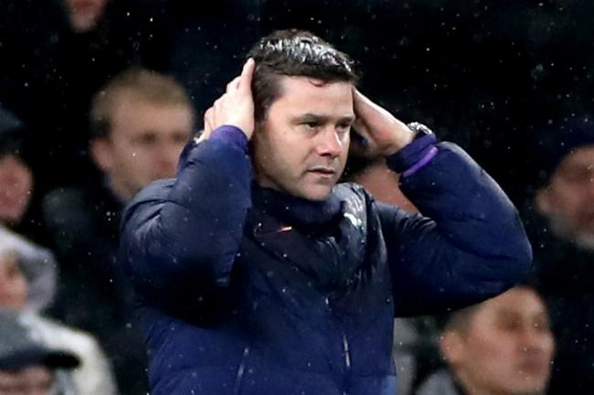 Mauricio Pochettino is feeling the pressure at Spurs