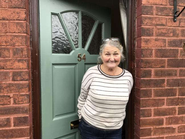 Carole Reeve, a life-long Tory voter who has lived in Lowton for 32 years