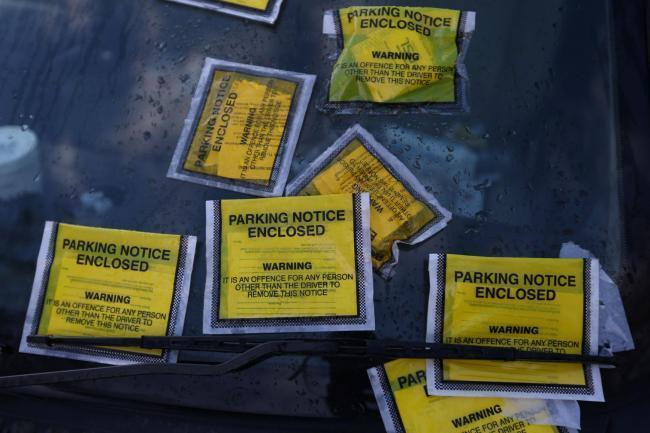 New rules on parking fines