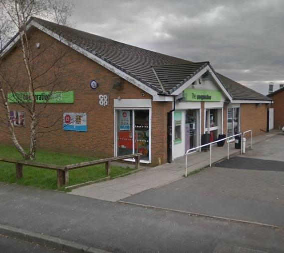 The Co-op store on Stour Road in Astley. Picture: Google Maps
