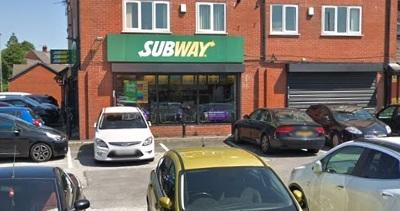 The Subway store on Mealhouse Lane in Atherton. Picture: Google Maps
