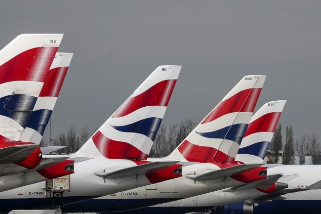 Chancellor Rishi Sunak has decided against creating a specific support package for the aviation industry (Steve Parsons/PA)