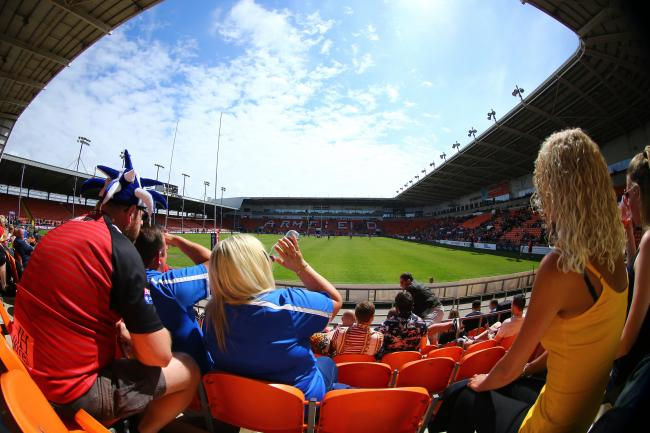 Betfred Championship Summer Bash 2019 at Bloomfield Road, Blackpool. Picture: SWpix.com