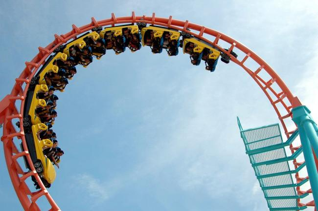 England's theme parks reopened on July 4. Picture: Pixabay