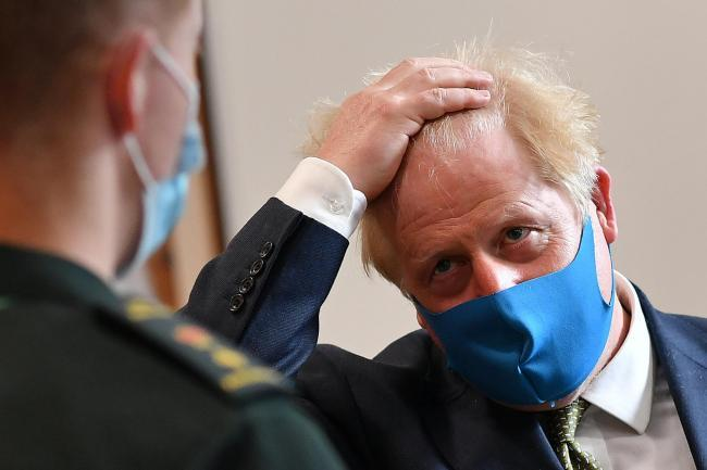 Prime Minister Boris Johnson. Picture: Press Association