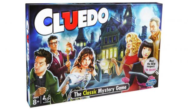Leigh Journal: Cluedo board game. Picture: Hasbro Gaming