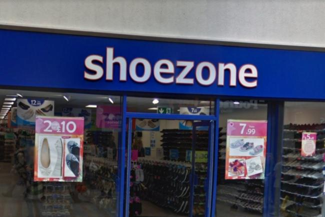 Shoe Zone boss warns 90 shops could shut without Government rethink on business rates. Picture: Newsquest