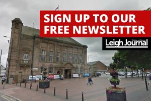 Sign up to the Leigh Journal free daily newsletter