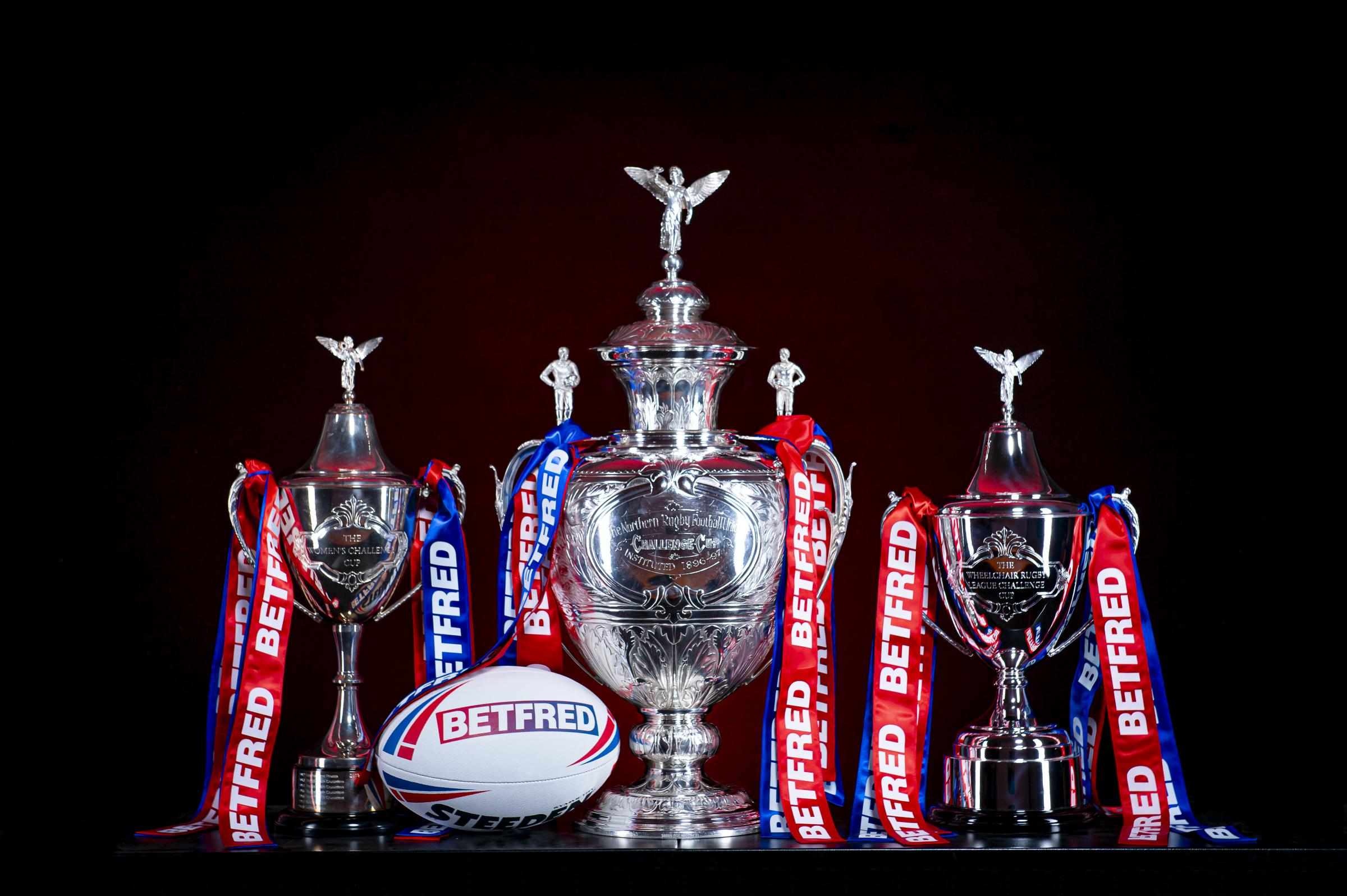 Challenge Cup quarter-final draw details and double-header update