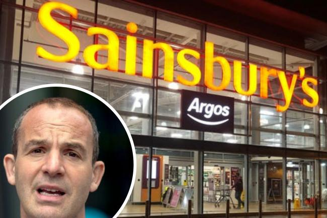 Martin Lewis explains how you can save £184 at Sainsbury's. (PA/Canva)
