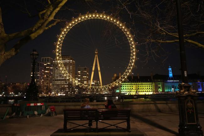 UK lights up in remembrance of lives lost on anniversary of first lockdown  | Leigh Journal