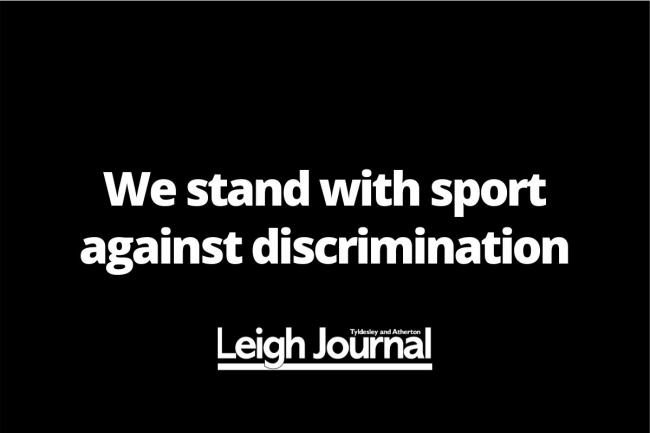 A message from the Leigh Journal sportsdesk