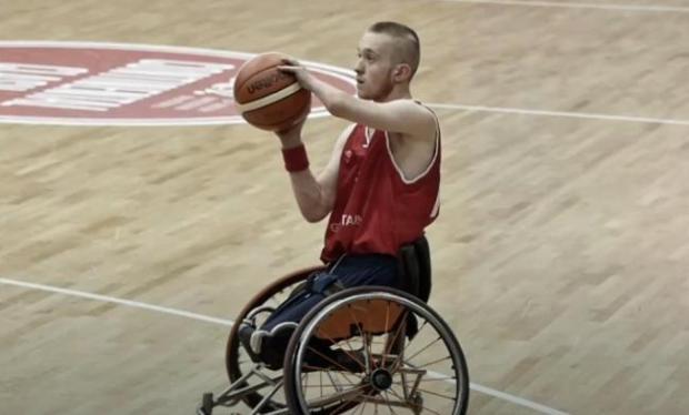 Leigh Journal: Gregg es un pilar del equipo de GB y el establecimiento del baloncesto británico en silla de ruedas.