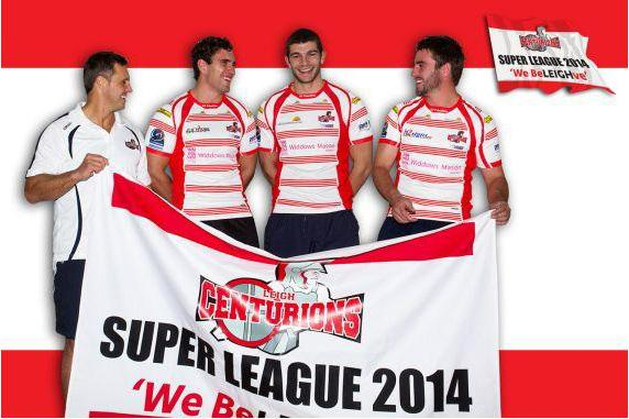 Leigh Centurions, bidding for Super League but need to find answers to cashflow problems