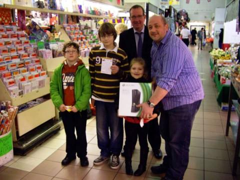 Leigh Journal: Children win prizes after witch hunt
