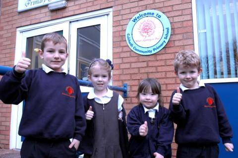 Thumbs-up for successful Ofsted report