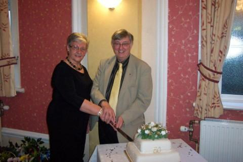 Colin and Sylvia Mickleburgh
