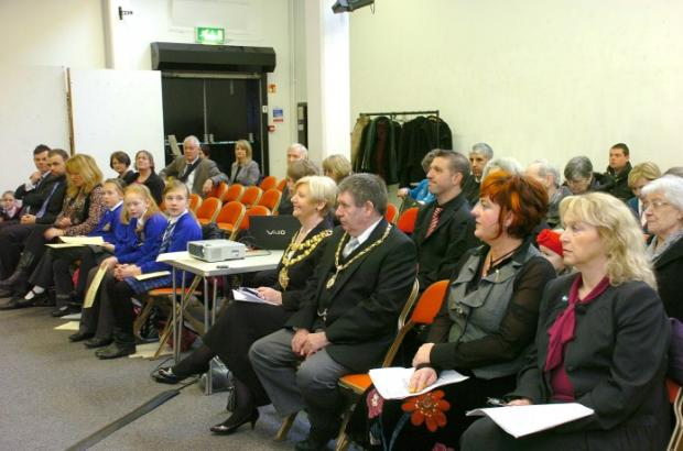 Holocaust Memorial Day at Leigh Turnpike Centre