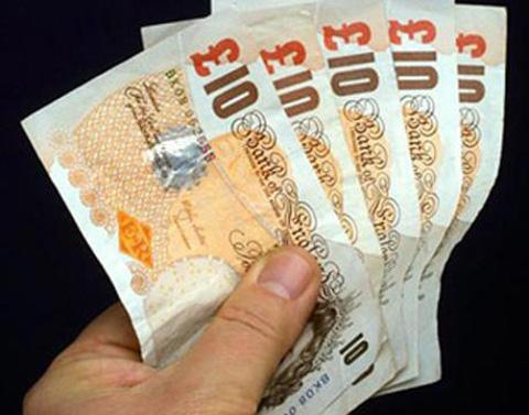 Cash confiscated from illegal money lenders could be used to improve your neighbourhood
