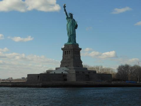 Leigh Journal: Statue of Liberty