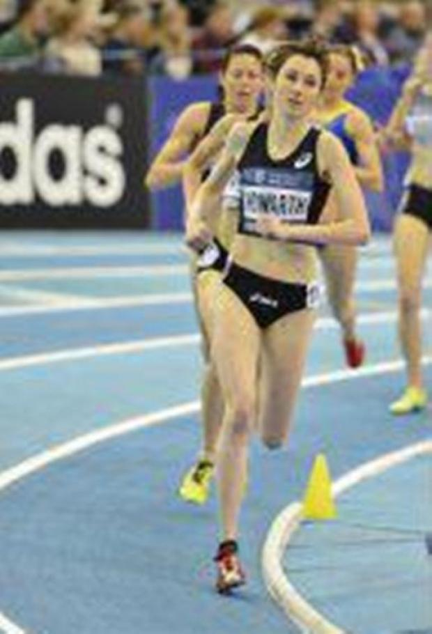 Harrier Howarth heads to Sweden for indoor title tilt