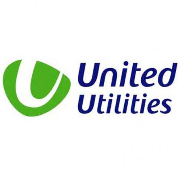 United Utilities said there was a problem with a valve on a large trunk main