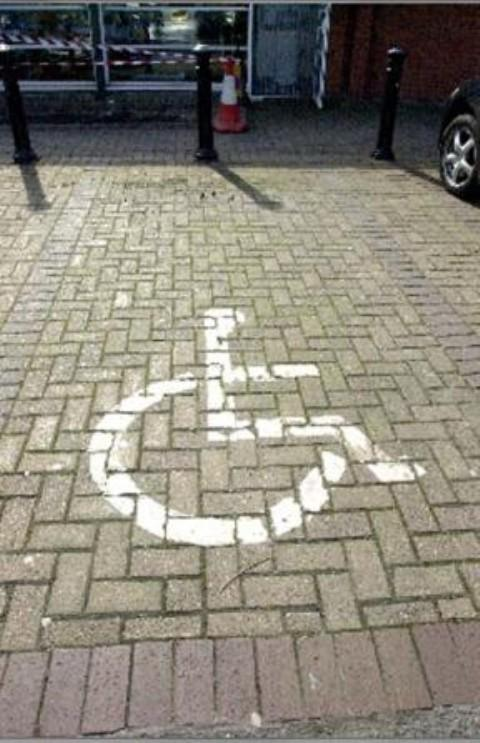 Parking charges for disabled drivers are being introduced