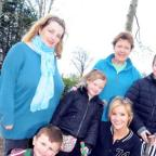 Helen Skelton pays a visit to Culcheth pupils