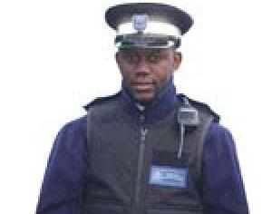 Leigh Journal: Handcuffed PCSO
