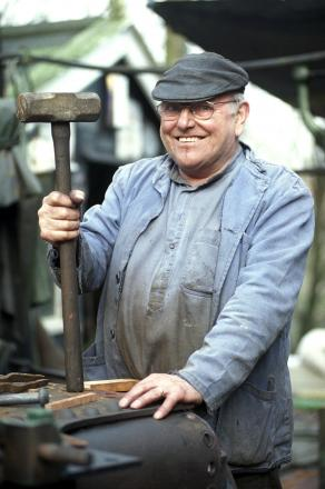 Fred Dibnah in 2002