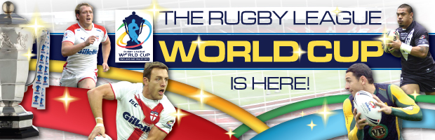 Leigh Journal: Rugby League World Cup Is Here