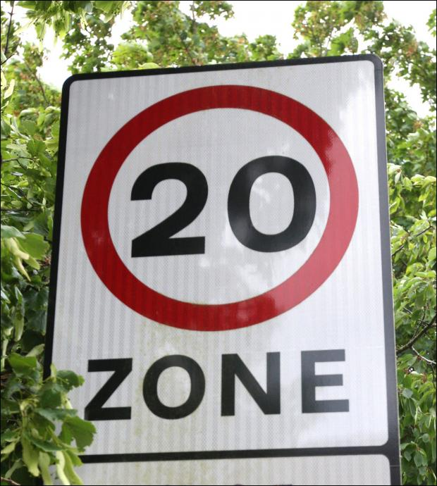 Leigh Journal: Wigan Council is introducing a 20mph speed limit on residential streets