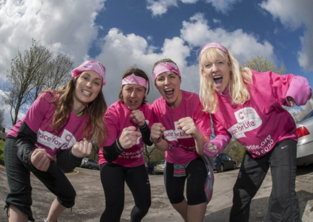 Race is on to sign up for Leigh women-only run