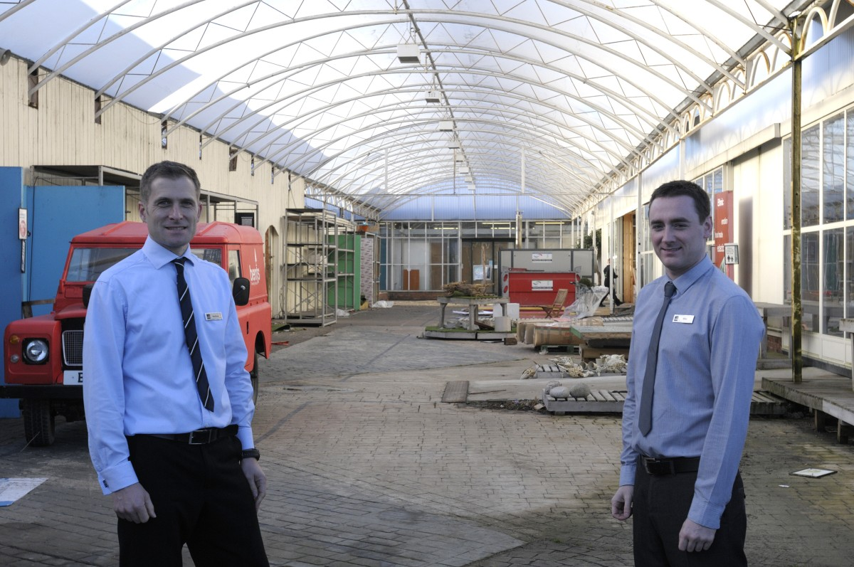 Bents £10 million pound expansion moves to phase two