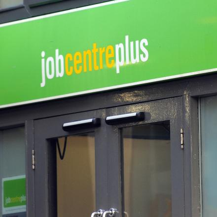 Jobcentres are holding recruitment clinics
