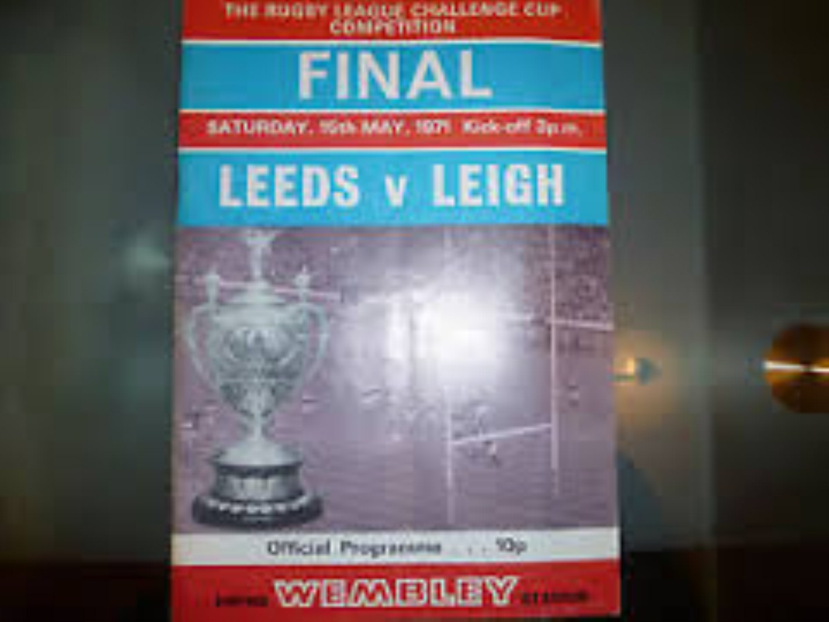 Funeral of Leigh Wembley winner will be on Thursday