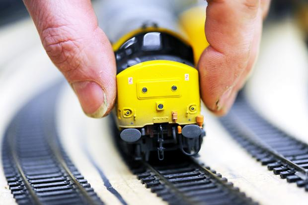 A model railway exhibition is coming to Leigh