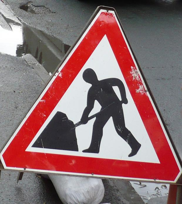 Leigh Journal: Roadworks are due to start on Monday