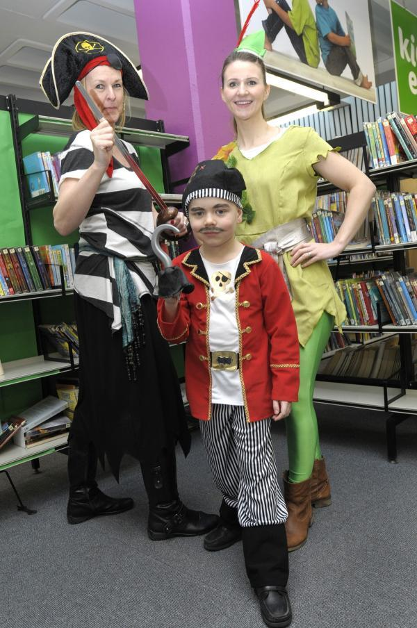 Leigh Journal: Lisa Colling, Aaron Balmer and Sarah Watson from Leigh CE Infants School