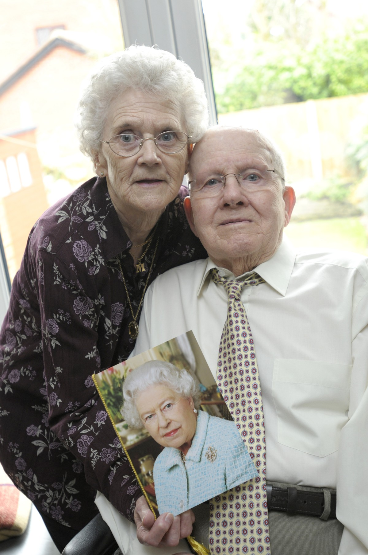 Couple from Leigh celebrate 60 years of marriage