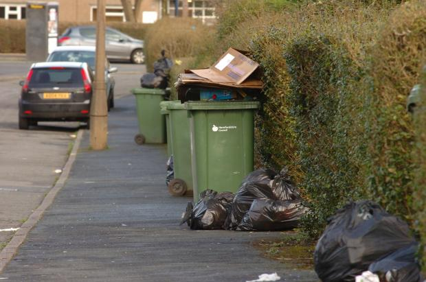 Bins will be collected on Saturday instead of Good Friday