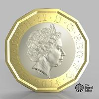 Leigh Journal: The new one pound coin announced by the Government will be the most secure coin in circulation in the world (HM Treasury/PA)
