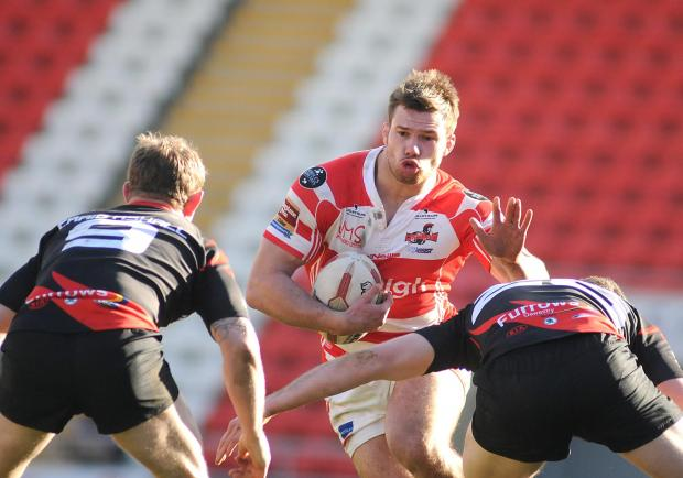 Leigh Journal: Tom Spencer on the charge