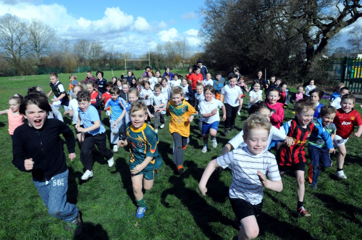 Borough gets active for Sport Relief