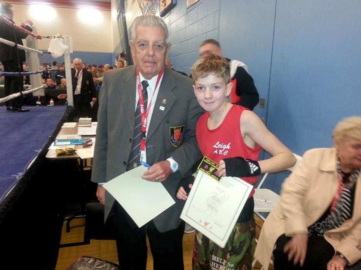 Leigh Boxers make finals