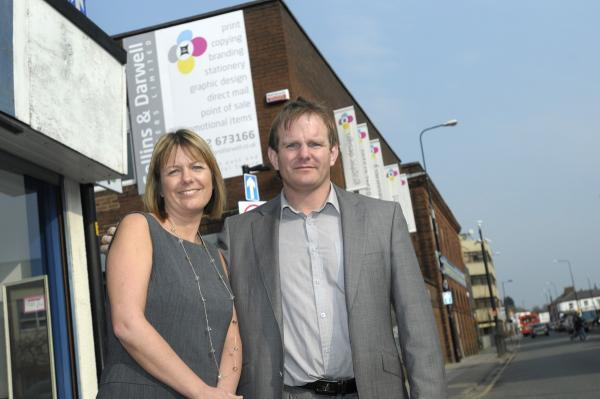 Leigh Journal: Directors Nicola Westwell and Chris Travers